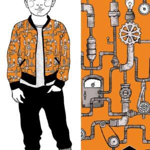 Factory Oranssi Bomber Havainnekuva