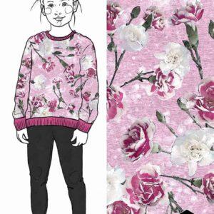 Flower Dreams Pink Havainnekuva