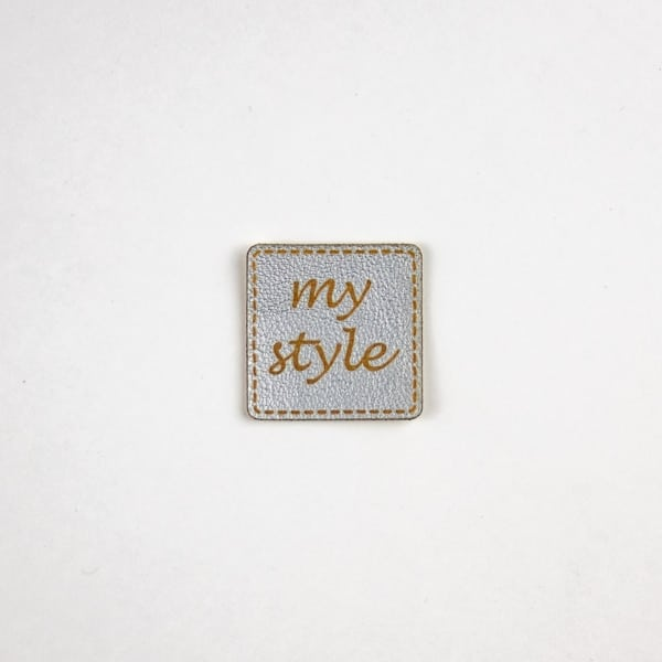 Ompelumerkki my style